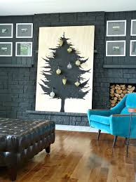 how to build a scandinavian inspired diy plywood christmas tree