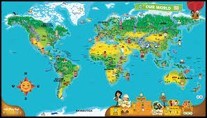 Interactive Map Of Europe Map Games For Kids