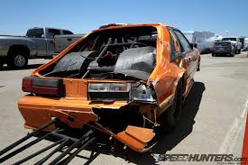 fox mustang drag car build the car wars come speedhunters
