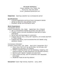 Restaurant Server Job Description For Resume by Resume Example 69 Server Resumes For 2016 Food Server Description