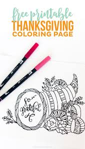 great thanksgiving ideas my way coloring page creative coloring page ideas tv land