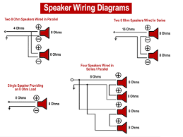 speakers wiring diagram speakers wiring diagrams instruction