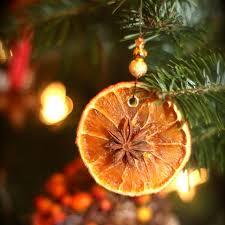 orange christmas decorations christmas decor
