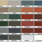 favourite colorbond colours surfmist dune woodland lentine
