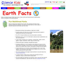 rainforest facts for interesting facts about tropical