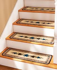 Stair Landing Rug Sets Of 4 Carpeted Stair Treads Or Landing Rugs The Lakeside