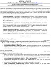 Sample Senior Management Resume 100 Executive Resume Com 10 Marketing Resume Samples Hiring