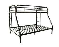Double Decker Bed by Furniture Twin Over Full Bunk Bed Ac02053