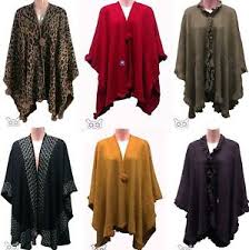 cape designs various designs leopard plain knitte cardigan poncho cape wrap