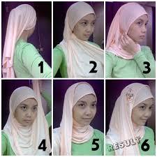 tutorial hijab pashmina tanpa dalaman ninja tutorial hijab pashmina tanpa inner ninja tutorial hijab paling