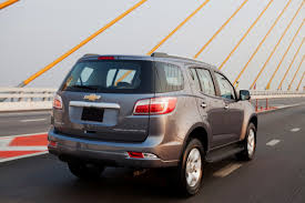 chevrolet trailblazer update for thailand gm authority