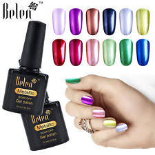 metallic nail polish ebay