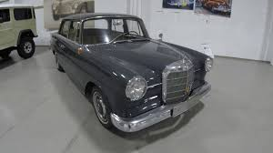 Gry Colour Mercedes Benz W110 190 C First Edition Grey Colour Walkaround Nice