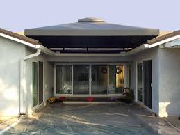 Building A Hip Roof Patio Cover by Patio Shade Tops And Tarps Superior Awning