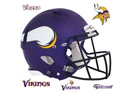 minnesota vikings home decor minnesota vikings helmet wall decal shop fathead for minnesota