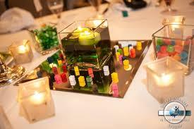 theme centerpieces bar mitzvah party theme mazelmoments