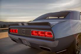 69 Camaro Tail Lights The Ringbrothers U0027 G Code Camaro Is A 1 000hp Carbon Fiber And