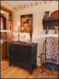 Pictures Of Primitive Decor 1832 Best Primitive Colonial Rooms Images On Pinterest Primitive