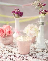 light pink votive candle holders mix and match our pink blush holders with additional heirloom or