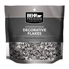 behr premium metallic blend decorative color flakes f6024 the