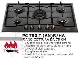 ariston piano cottura 5 fuochi piano cottura incasso cucina hotpoint pc 750 t an r ha 5 fuochi
