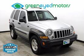 2006 green jeep liberty 2006 jeep liberty sport green eyed motors