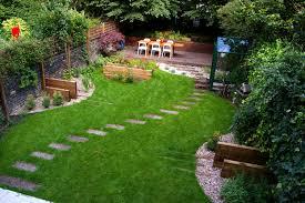 best 25 sloped garden ideas on pinterest sloping creative back 2