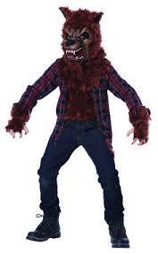 Werewolf Halloween Costume Homemade Werewolf Halloween Costume Deluxe Werewolf Costume