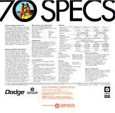 1970 dodge dart specs 1970 dart specs colors facts history and performance