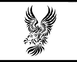 mexican tribal tattoos designs latest tribal eagle tattoo design
