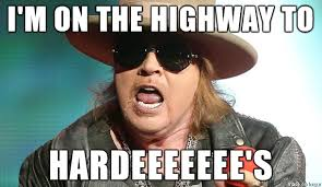 Axl Rose Meme Cake - axl rose is trying to get a fat photo off the internet