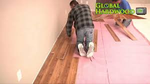 Laminate Flooring Builders Warehouse Episode 3 How To Install Laminate Flooring Wmv Youtube