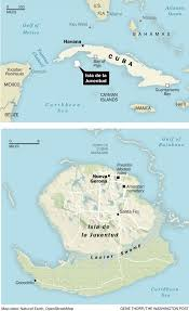 Cuban Map Cuba U0027s Island Of Broken Dreams The Washington Post