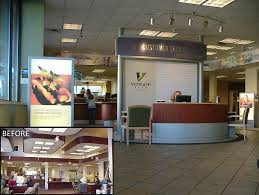 Bank Interior Design by After Interior Bank Upgrade Customer Service Kiosk Ban U2026 Flickr