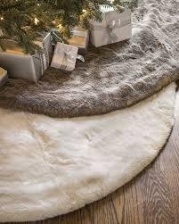 fur christmas 24 cozy faux fur christmas décor ideas home info