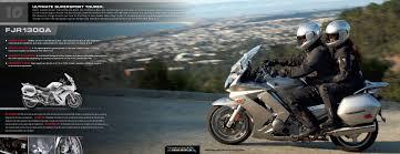 2010 yamaha sport bike yzf r1 r6 fz1 6r fjr1300a catalog