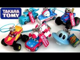 cars ornaments from tomica tomy disney
