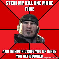 Gears Of War Meme - we love gears of war meme generator