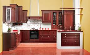 painting kitchen cabinets brown glass shades retcangular silver