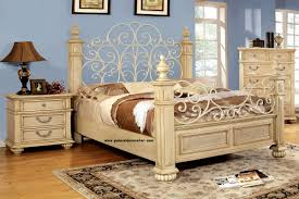 King Bed Furniture Of America Item Cm7810ck Waldenburg California King Bed