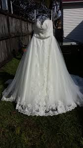 marys bridal marys bridal 6218 pre owned wedding dress on sale 53