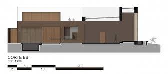 Modern Color Of The House Architecture Fascinating House Elevation Plan With Scale And