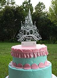 cinderella castle cake topper weddingstar fairy tale dreams castle cake topper