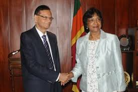 Pm Seeks Just One Favour From Sajin Vaas Sri Lanka Embassy Belgium Home Page