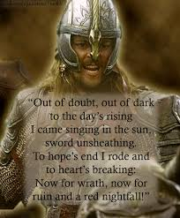 hope quotes gandalf middle earth quote lord of the rings the best collection of quotes