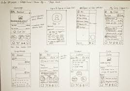 Log Home Design App Mobile App Design