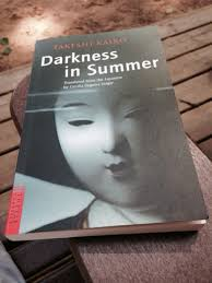 Challenge Kaiko Darkness In Summer By Takeshi Kaiko And Give Away Dolce Bellezza