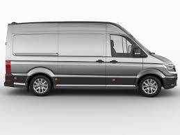 volkswagen van 2017 vw crafter ii 2017 l1h2 panel van 3d model in van and minivan 3dexport
