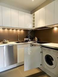 cuisine avec lave linge cuisine avec lave vaisselle top design harmonis avec votre