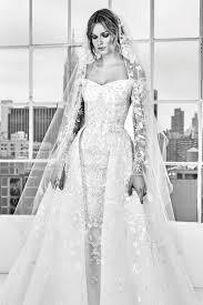 zuhair murad bridal 2018 collection vogue